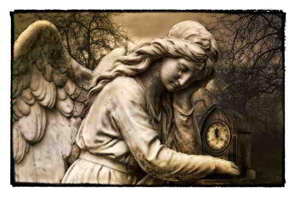 Tempo angelico e tempo terreno (al tuo tempo…)