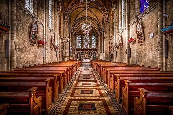 Gli Angeli e la Chiesa