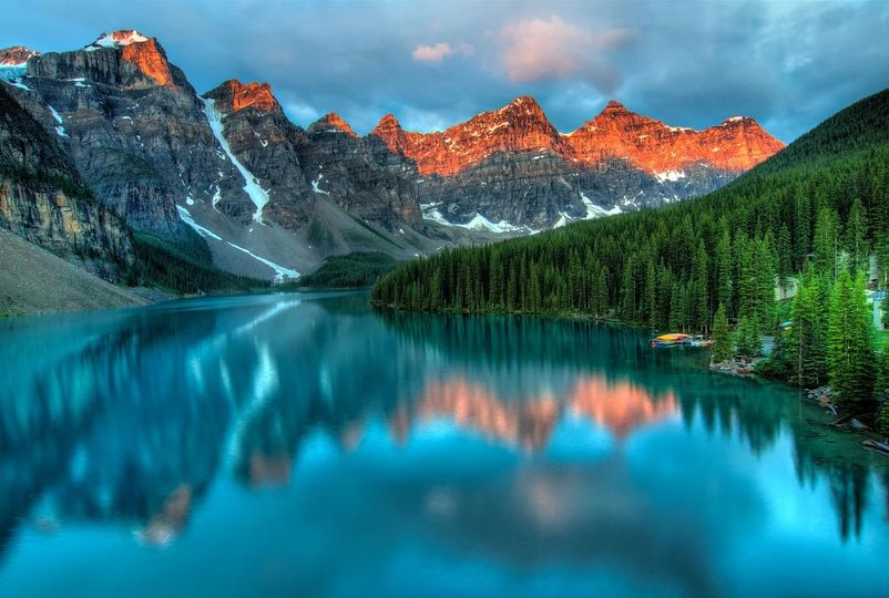 Lago e Angeli